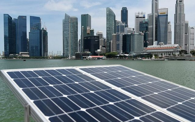 Solar Powered WiFi Hotspots Go on Trial at Sentosa